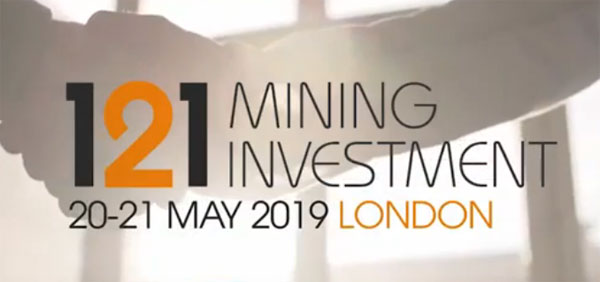 Ian Williams 121 Mining May 2019
