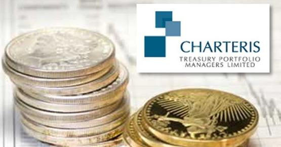 Charteris Gold coins